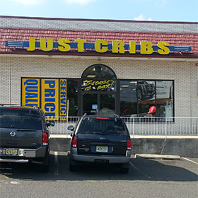 Just Cribs Store Front