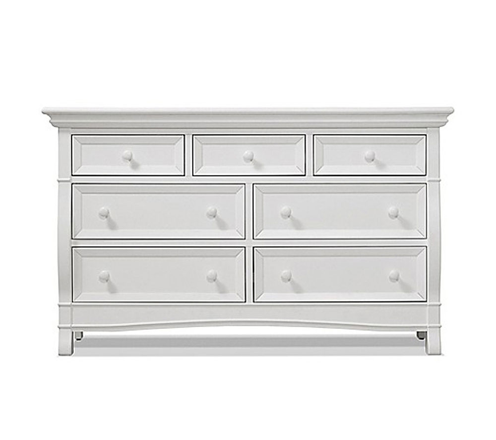 Montgomery Double Dresser in White