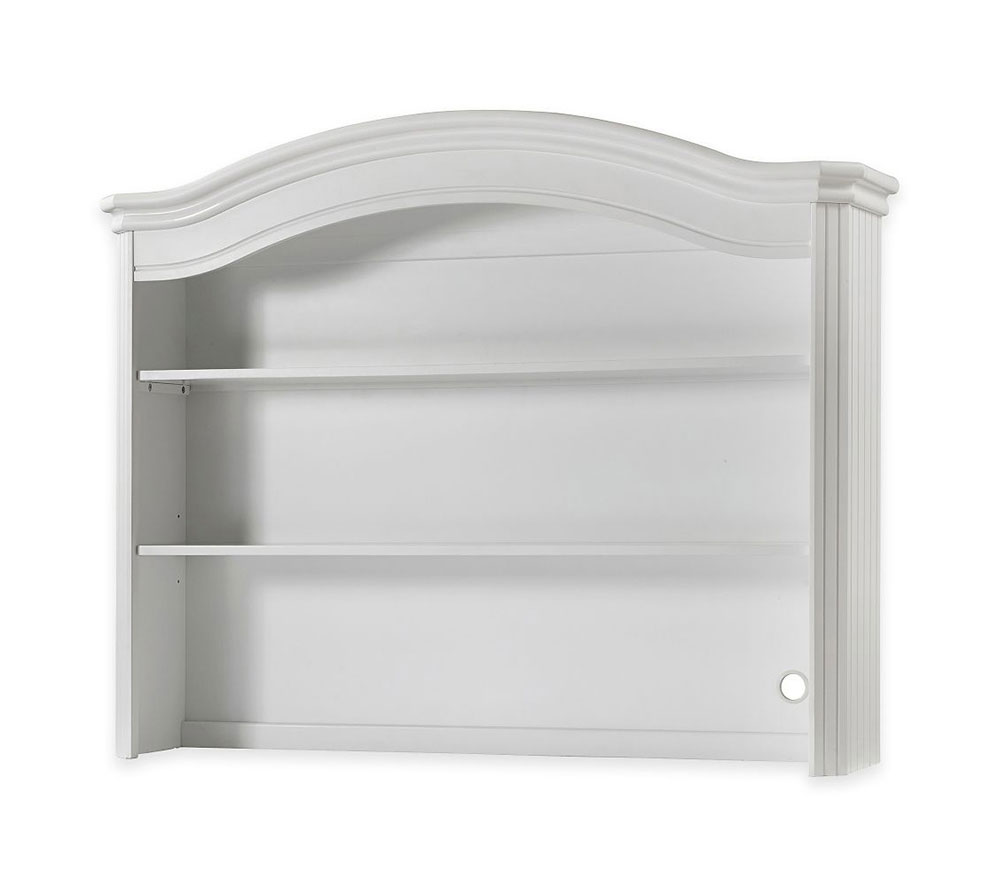 Finley Collection Hutch in White