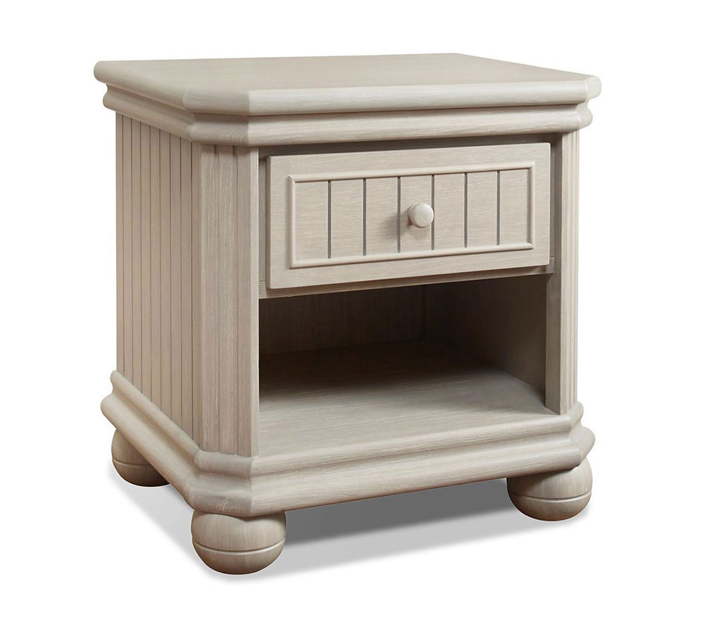 Finley Collection Nightstand in Heritage Fog